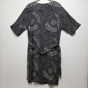 Marimekko Women's Short Sleeves Dress Size Medium